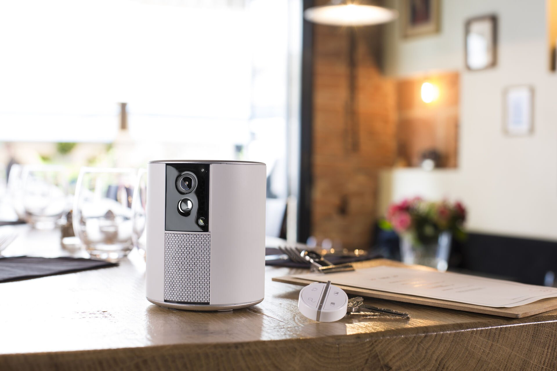 Somfy One + soluzione per sicurezza e privacy